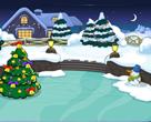 Новогодняя дача