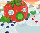 Домик-ягодка